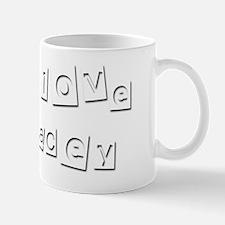 I Love Lacey Mug