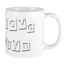 I Love Taryn Small Mug