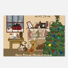 ornament Postcards (Package of 8)