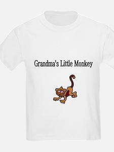 Grandmas little Monkey T-Shirt