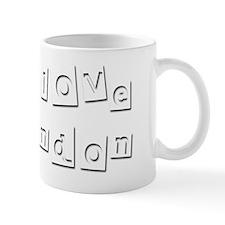 I Love Landon Mug