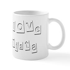 I Love Trista Mug