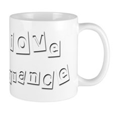 I Love Terrance Small Mug
