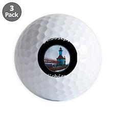 North Pier , St. Joseph Michigan Golf Ball