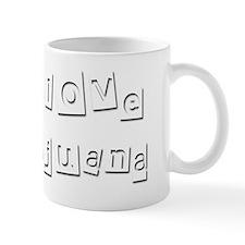I Love Tijuana Mug