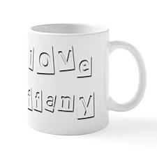 I Love Tiffany Mug