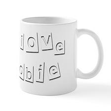 I Love Tobie Mug