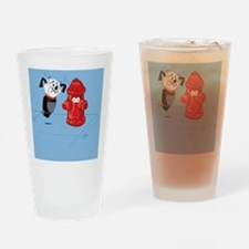 That Toy Dog Drinking Glass