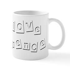 I Love Laurence Mug
