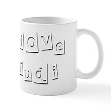 I Love Trudi Mug