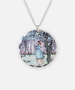 Mothers day Vintage Laundry Necklace