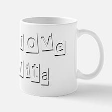 I Love Vita Mug