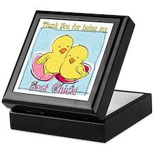 Best Friend Easter Keepsake Box