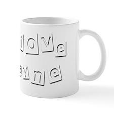 I Love Wayne Mug