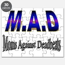 M.A.D Puzzle