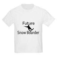 Future Snow Boarder T-Shirt