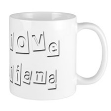 I Love Liliana Mug