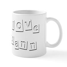 I Love Luann Mug