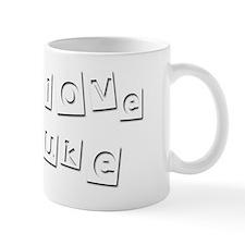 I Love Luke Mug