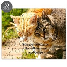 Head bumps for the holidays Puzzle