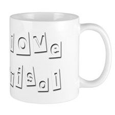 I Love Marisol Mug