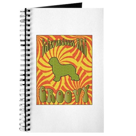 Groovy Schapendoes Journal