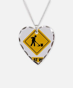Janitor-ABB1 Necklace