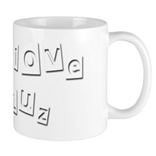 I Love Luz Mug