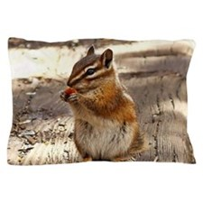Chipmunk Pillow Case