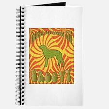 Groovy Deerhounds Journal