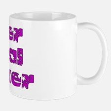Key Holder Purple Mug