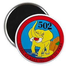 Forca Aerea Portuguesa Esquadra 502 Elefant Magnet
