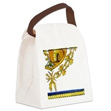 14a Tile Mural Special Canvas Lunch Bag