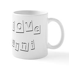 I Love Marni Mug