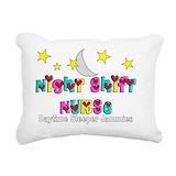Nurse Rectangle Canvas Pillows