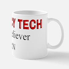 pharmacy tech stress reliever Mug