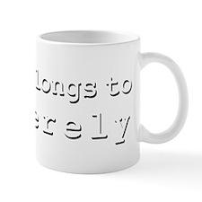 My Heart Belongs To Kimberely Mug