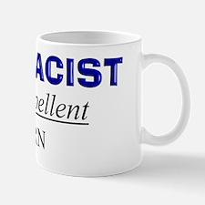 pharmacist idiot repellent Mug