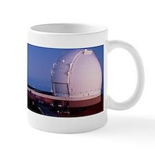 Keck telescope domes Mug