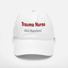 Trauma nurse flask 2 Baseball Baseball Cap