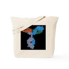 Immunoglobulin G antibody Tote Bag