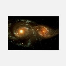 Interacting galaxies Rectangle Magnet