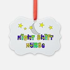 Night Shift Nurse 3 Ornament