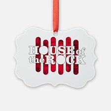 HotR Logo Stack Trans Outline Ornament