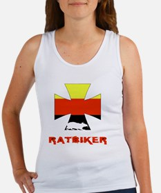 Rat biker Germany Women's Tank Top