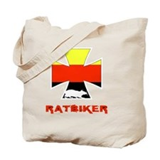 Rat biker Germany Tote Bag