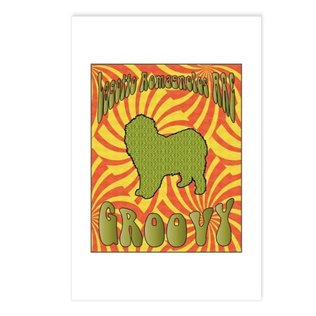 Groovy Lagotto Postcards (Package of 8)