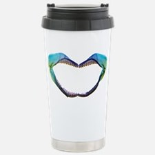 Jaws of a shark Stainless Steel Travel Mug