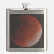Lunar eclipse Flask