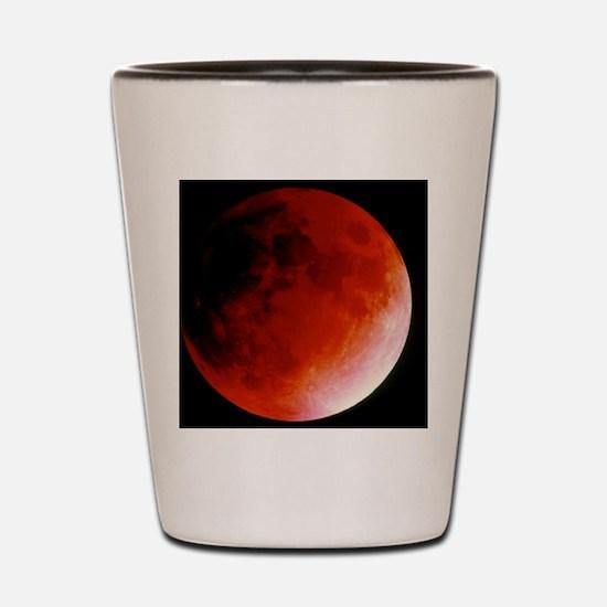 Lunar eclipse Shot Glass